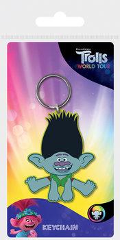 Nyckelring Trolls 2: Världsturnén - Branch