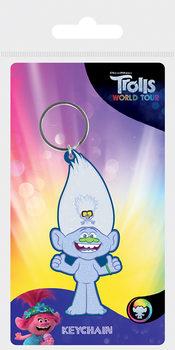 Nyckelring Trolls 2: Världsturnén - Guy Diamond