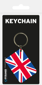 Union Jack - Flag Nyckelringar