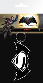 Batman Vs Superman - Logo Obesek za ključe