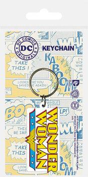 Obesek za ključe DC Comics - Wonder Woman Logo
