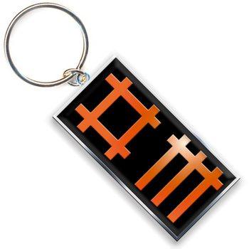 Depeche Mode – Logo Obesek za ključe