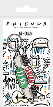Obesek za ključe Friends - Central Perk Sketch
