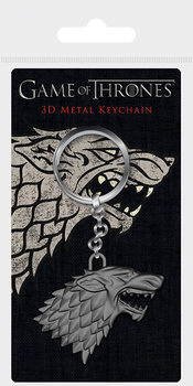 Obesek za ključe Game Of Thrones - Stark Sigil