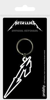 Obesek za ključe Metallica - M Icon
