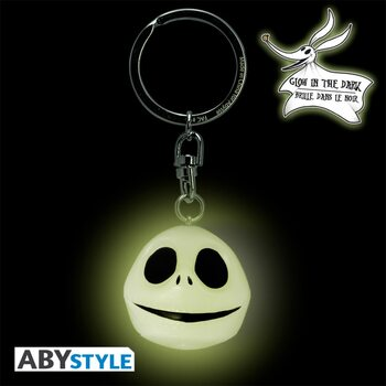 Obesek za ključe Nightmare Before Christmas - Jack