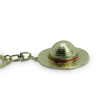 Obesek za ključe One Piece - Luffy's Hat