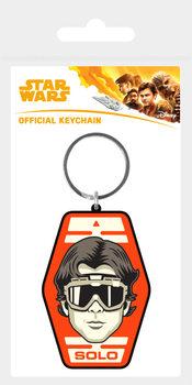 Solo: A Star Wars Story - Solo Badge Obesek za ključe