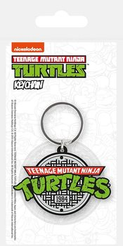 Teenage Mutant Ninja Turtles - Logo Obesek za ključe
