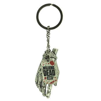 The Walking Dead - Zombie hand Obesek za ključe