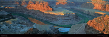 Reprodukce Dead Horse Point