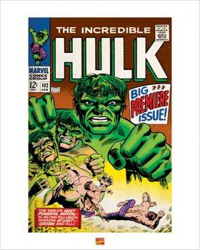 Hulk, Obrazová reprodukcia