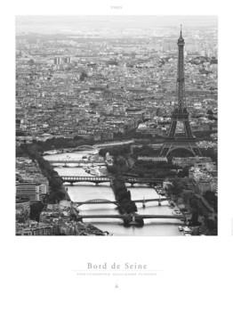 Paris - Bord de Seine, Obrazová reprodukcia