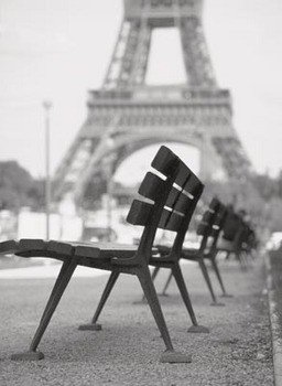Reprodukce Rendezvous A Paris