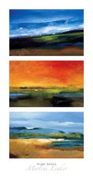 River Series, Obrazová reprodukcia
