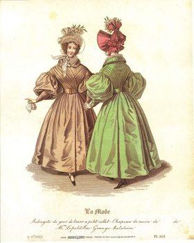 The Dress 1, Obrazová reprodukcia