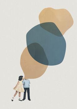 Obraz na plátně A thousand stories to tell