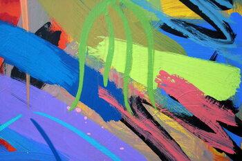 Obraz na plátně Abstract 59