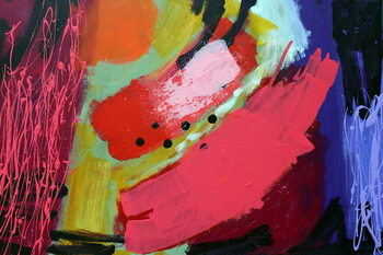 Obraz na plátně abstract 9