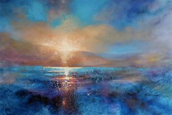 Obraz na plátně And always the sun