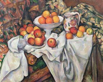 Obraz na plátně Apples and Oranges