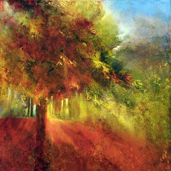 Obraz na plátně Autumn