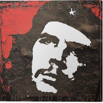 Obraz na plátně Che Guevara - Wall