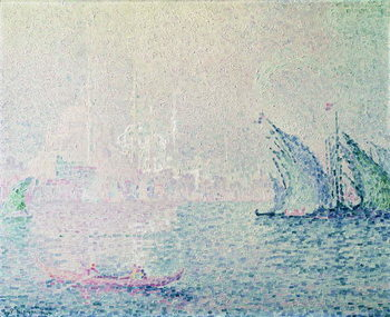 Obraz na plátně Constantinople, 1909