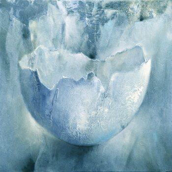 Obraz na plátně Egg shell