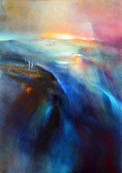 Obraz na plátně Goog evening, good night