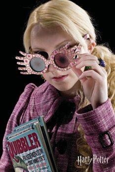 Obraz na plátně Harry Potter - Luna Lovegood