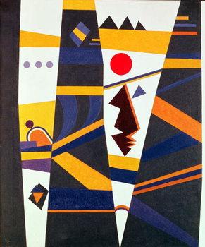 Obraz na plátně Liaison, 1932
