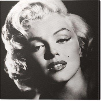Obraz na plátně Marilyn Monroe - Glamour