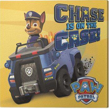 Obraz na plátně Paw Patrol - Chase