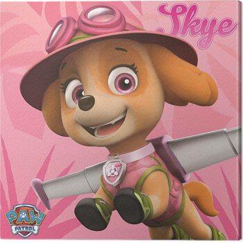 Obraz na plátně Paw Patrol - Skye