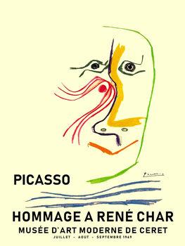 Obraz na plátně Picasso 1969