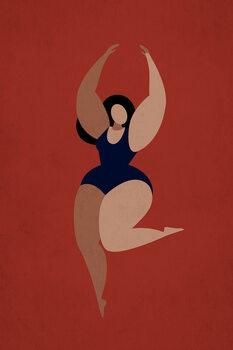 Obraz na plátně Prima Ballerina
