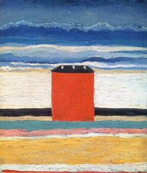 Obraz na plátně Red House