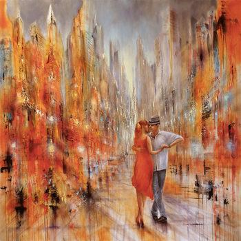 Obraz na plátně Salsa
