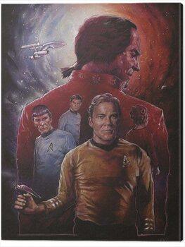 Obraz na plátně Star Trek - Space Seed - 50th Anniversary