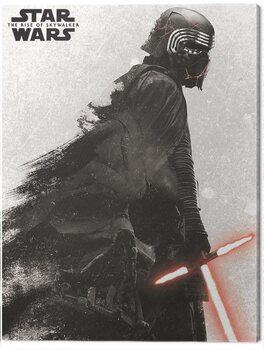 Obraz na plátně Star Wars: The Rise of Skywalker - Kylo Ren And Vader