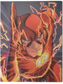 Obraz na plátně The Flash