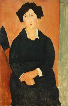 Obraz na plátně The Italian Woman