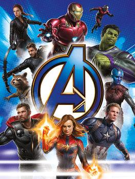 Obraz na plátně  Avengers: Endgame - Avengers Unite