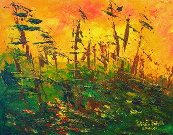 Obraz na plátně Bayou, 2011