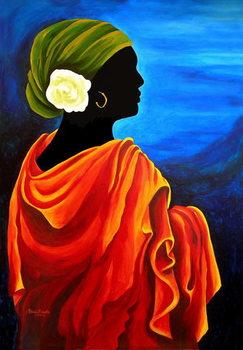 Obraz na plátně Camelia, 2008