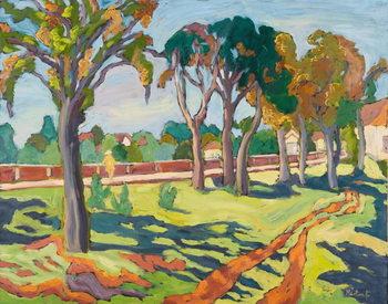Obraz na plátně Happy Afternoon, 2008