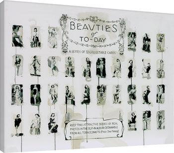 Obraz na plátně  James Paterson - Beauties of To-Day