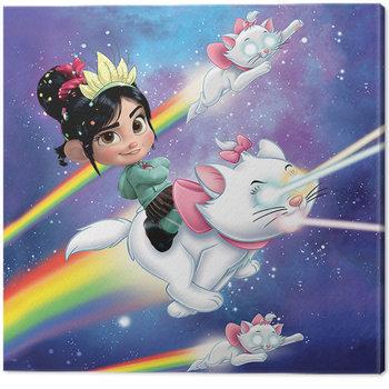 Obraz na plátně  Raubíř Ralf - Disney Cameo
