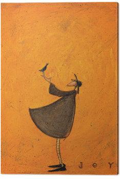 Obraz na plátně  Sam Toft - Joy